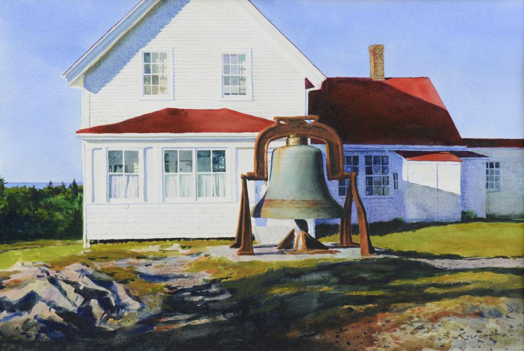 Sam Knecht - Island Bell