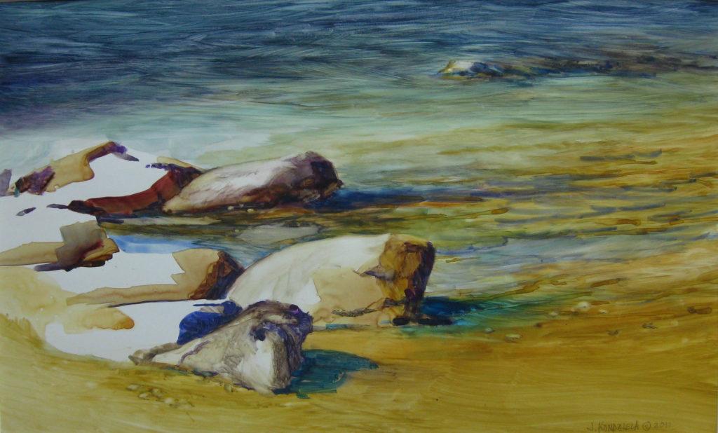 Janet Kondziela - Sargents Rocks