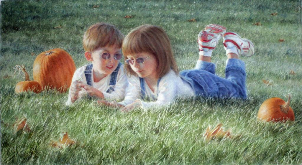 Julie Daleiden - Shades of Autumn