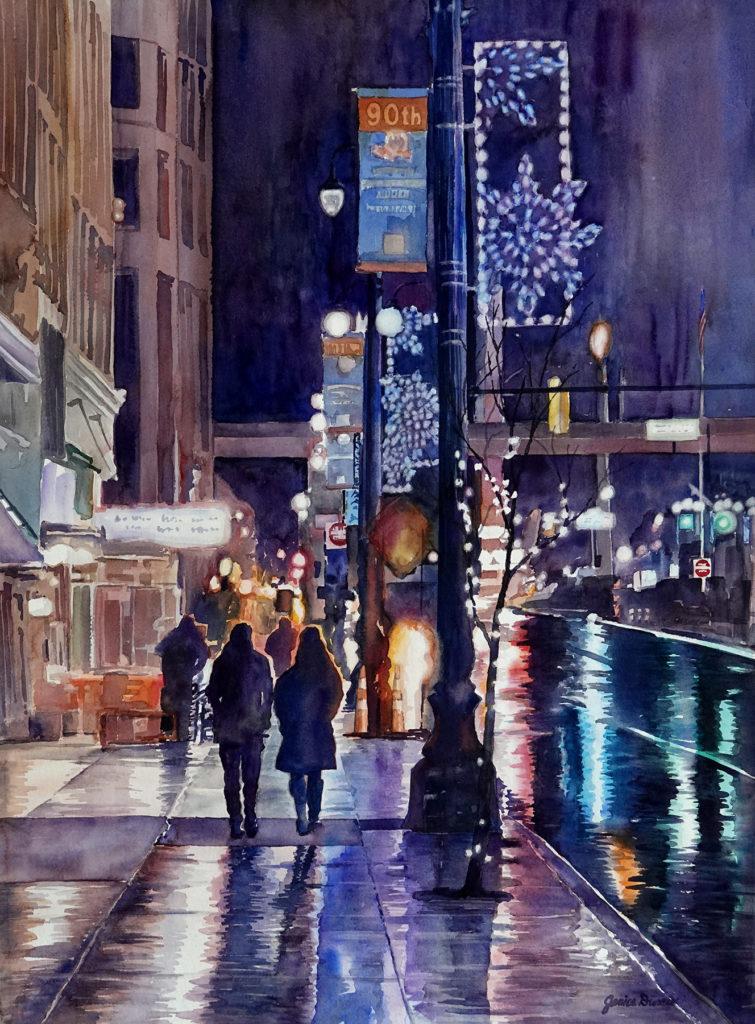 Janice Dumas - Woodward Avenue