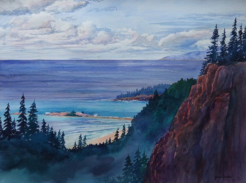 Janice Dumas - Superior Beach Overlook