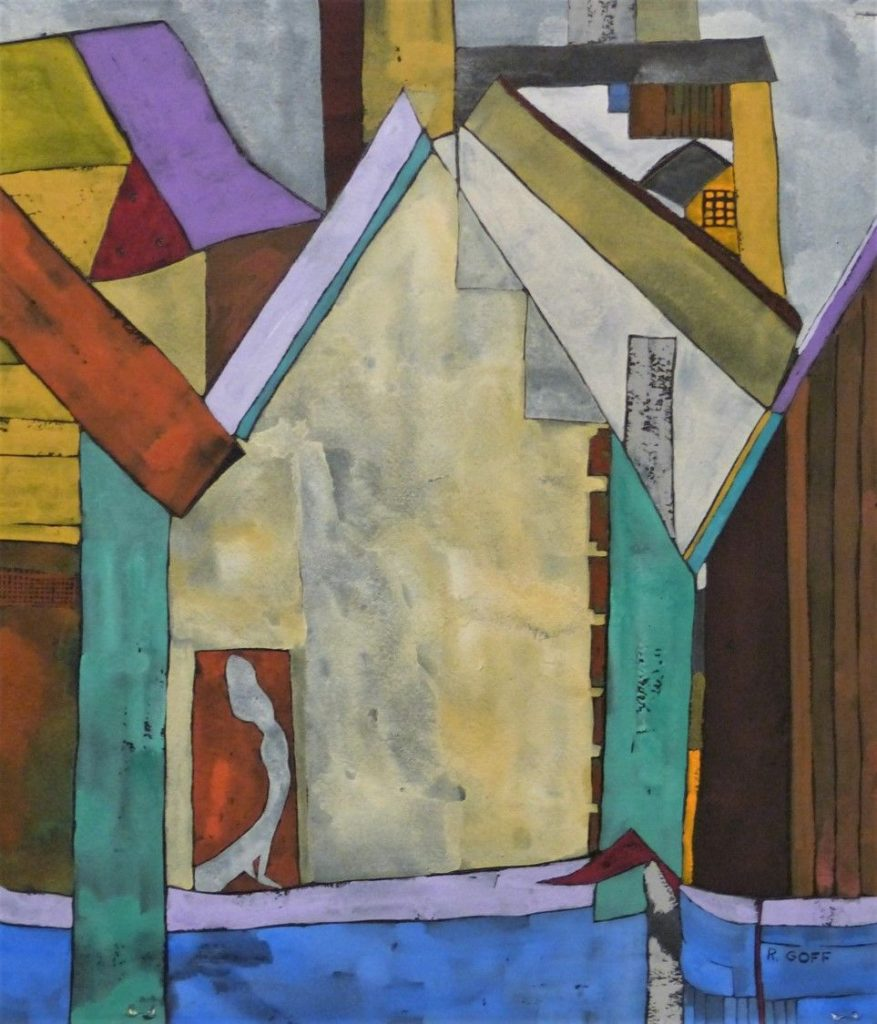 Richard Goff - Wharf Angel