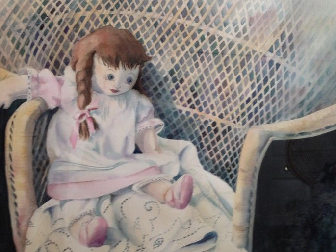 Shirl Hathaway - Forgotten Playmate