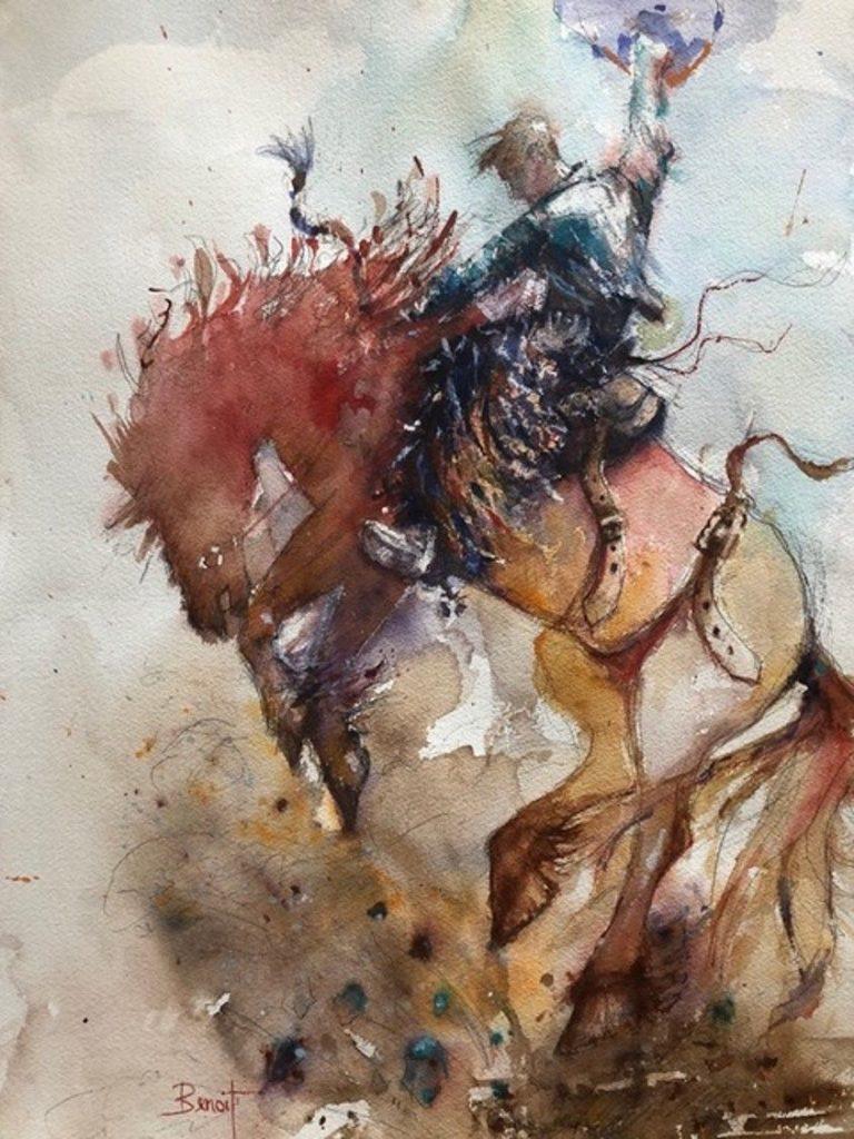 Diann Benoit Jameyfield - Red Hot