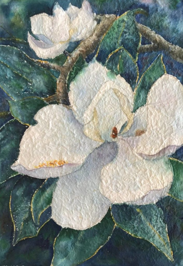 Janet Alford - New Magnolias