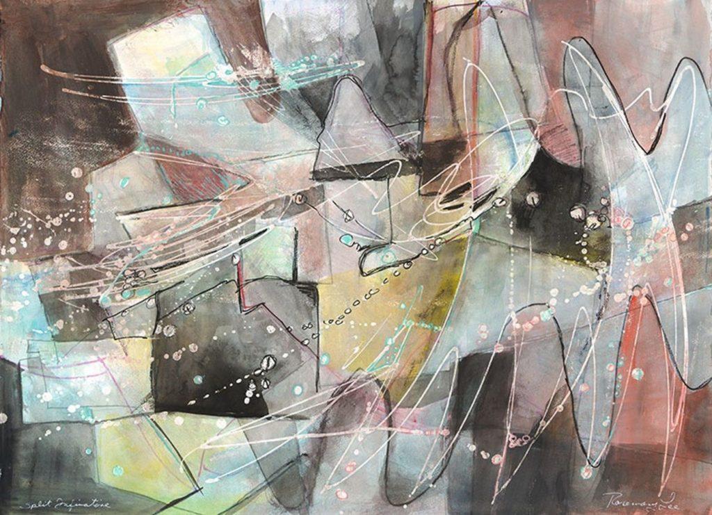 Rosemary Lee - Split Infinitive