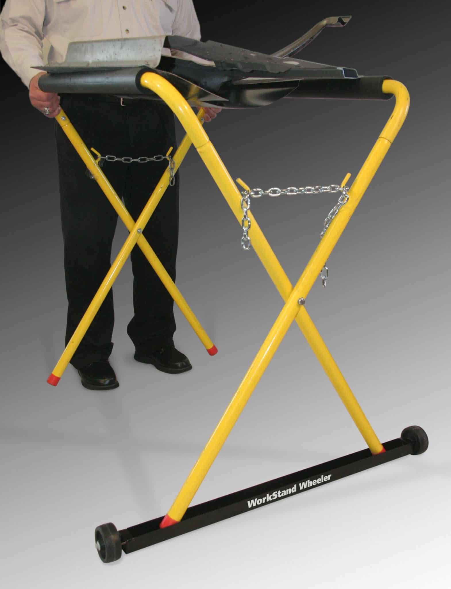 Steck Manufacturing 35756 Work Stand Wheeler