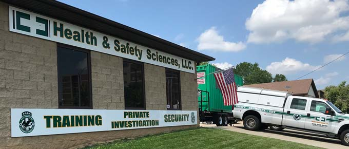 Health and Safety Sciences Ashland Kentucky Office