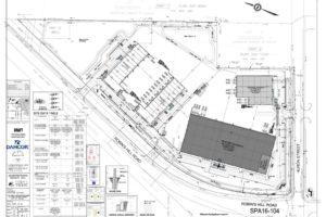 2240 Huron- Site Plan-MAY 16 _2018