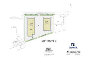 colour site plan JUNE 20_ 4.4 ACRES-OPTION 3