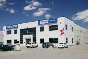 Commercial building space for lease in Toronto