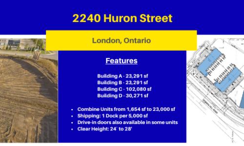 2240 Huron Street listing information