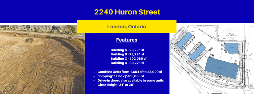 2240 Huron Street listing information