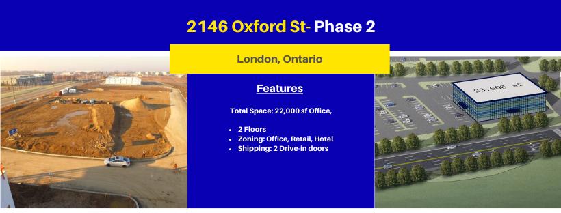 Oxford Street -Phase 2