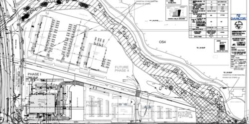 2150 Oxford Street -Site Plan