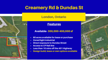 Creamery Rd & Dundas St