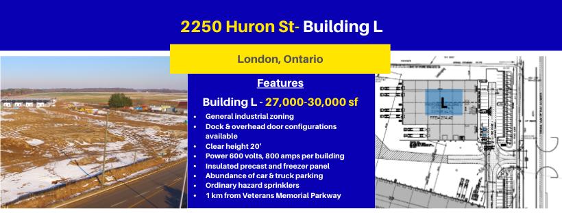 2250 Huron St- Building L