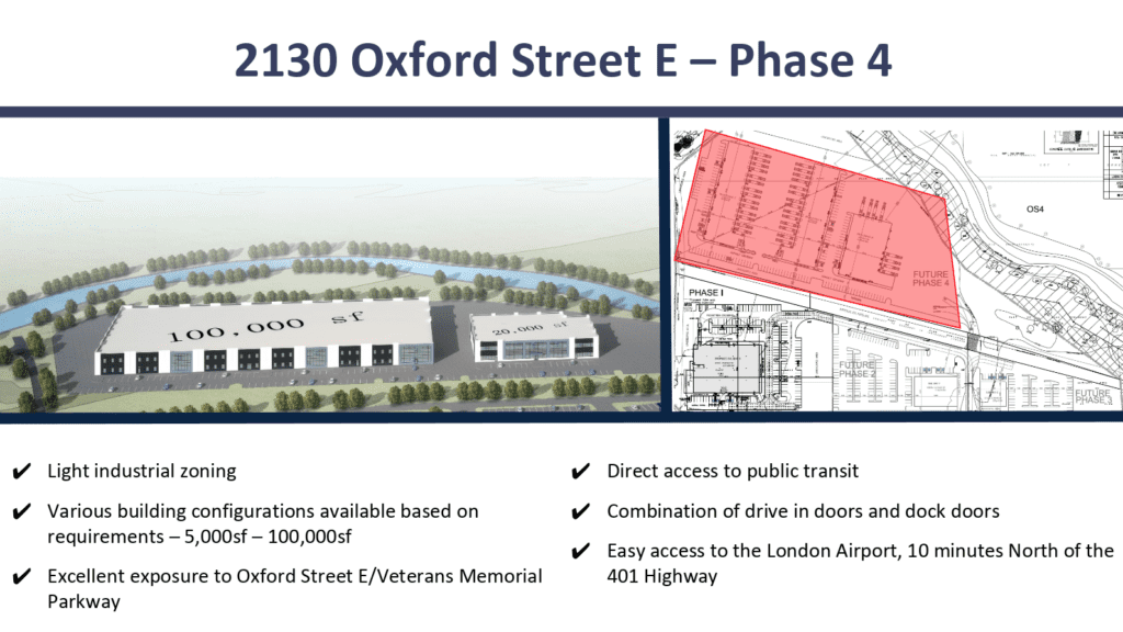 2130 Oxford Street- Phase 4
