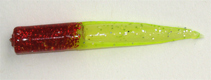 sb254 red-speck-yellow-chartreuse red devil