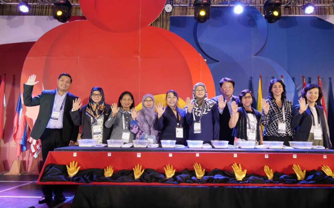 ASEAN Ugnayan 2017: One Community Protecting, Promoting, and Supporting Breastfeeding
