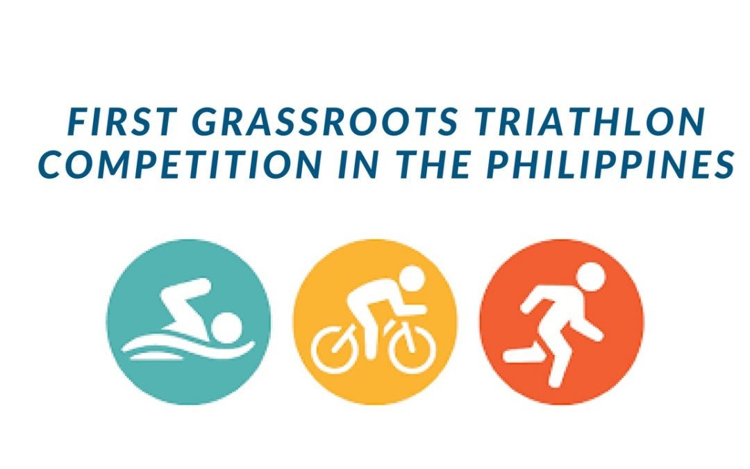 Boy Kayod: First Grassroots Triathlon Competition in the Philippines