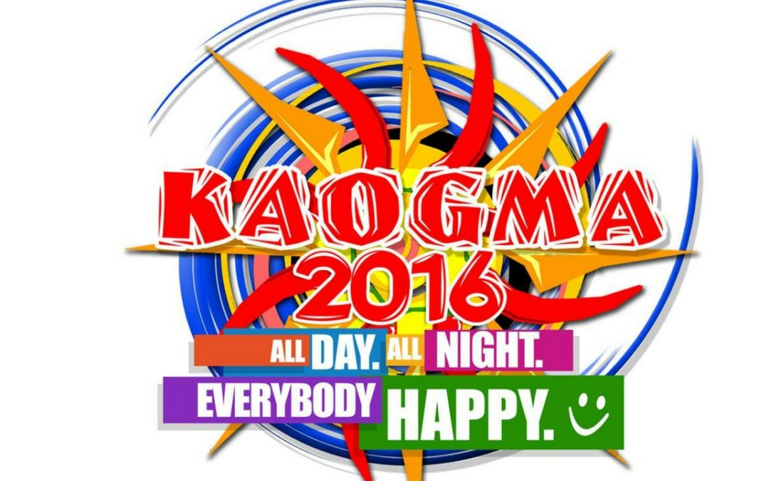 Kaogma Festival 2016: Light Up Happiness