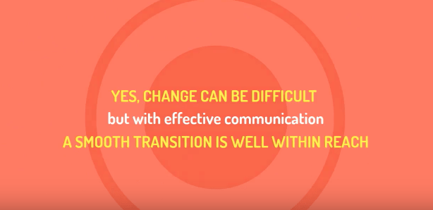 Video: Communicating Change