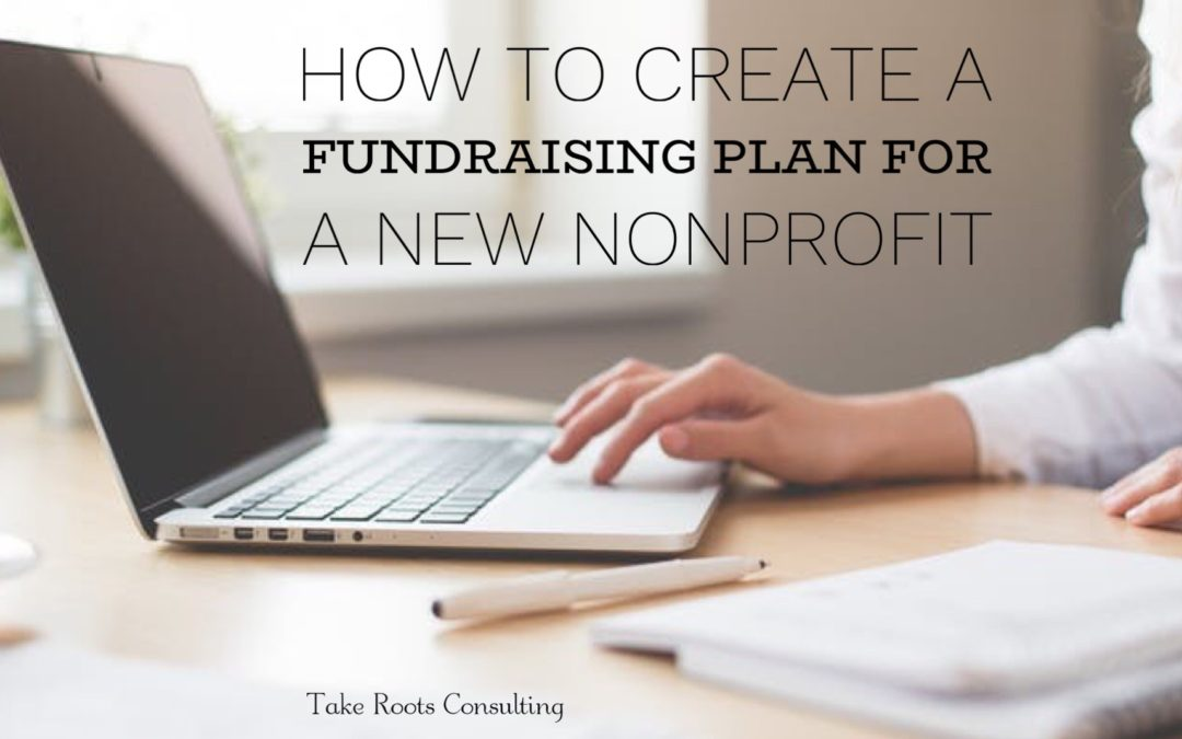 How to create a fundraising plan for a new nonprofit