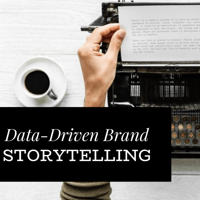 Data-Driven Brand Storytelling: 4 Steps to a Credible Story