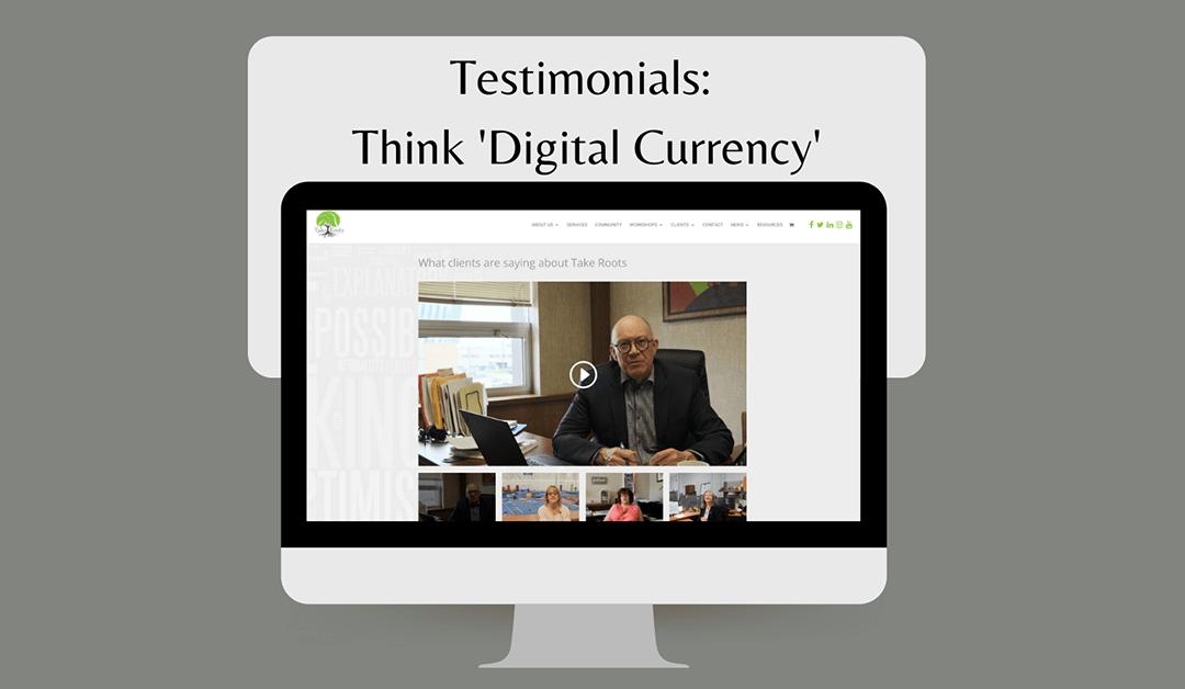 Testimonials – Think Digital Currency