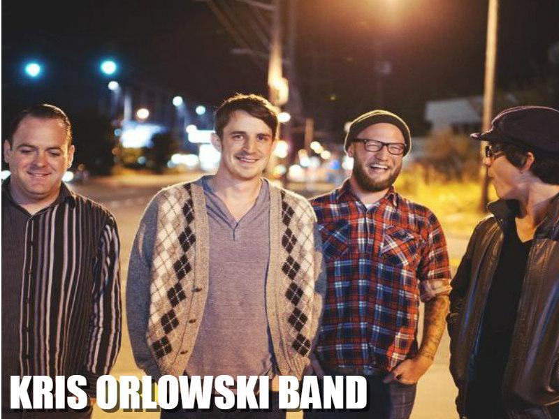 Kris Orlowski Band - Americana