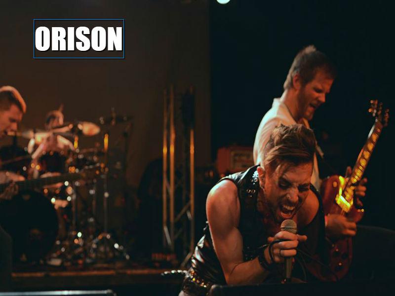 Orison - Rock