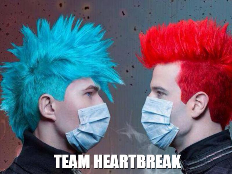 Team Heartbreak - EDM