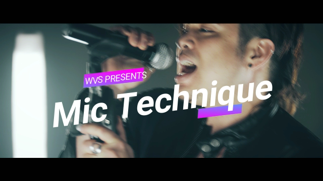 WVS Mic Technique