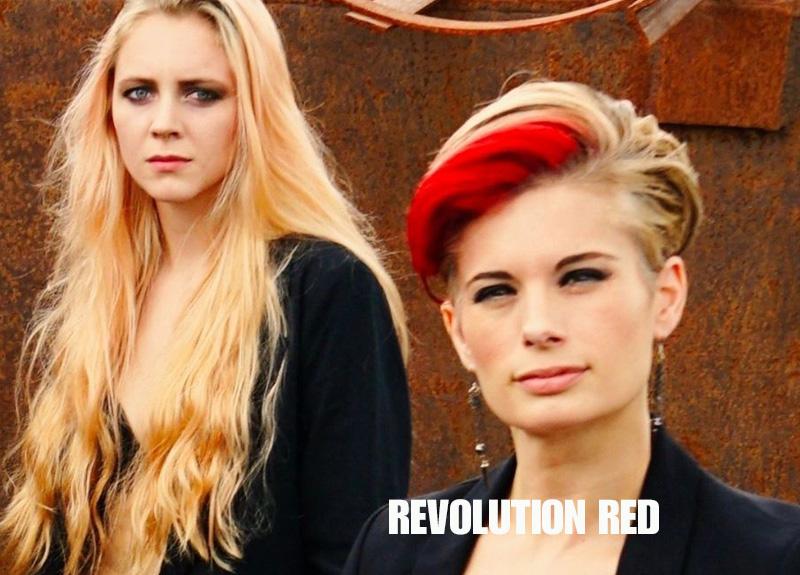 Revolution Red