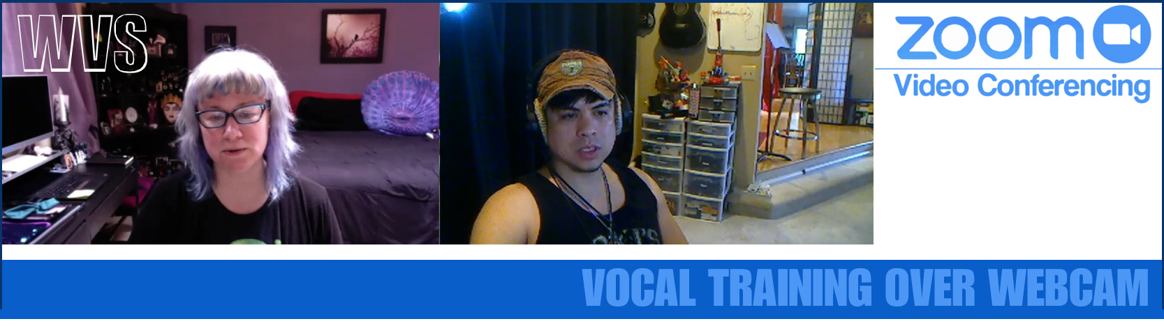 Vocal Training Remotely