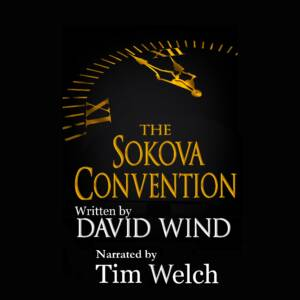 The Sokova Convention, an Espionage Thriller Audio Book