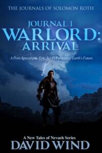 Warlord: Arrival, The Journals of Solomon Roth, Journal 1