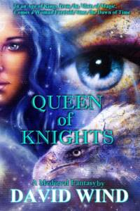 The 35th Anniversary of Queen of Knights, a Medieval Fantasy