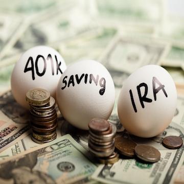 401K & IRA