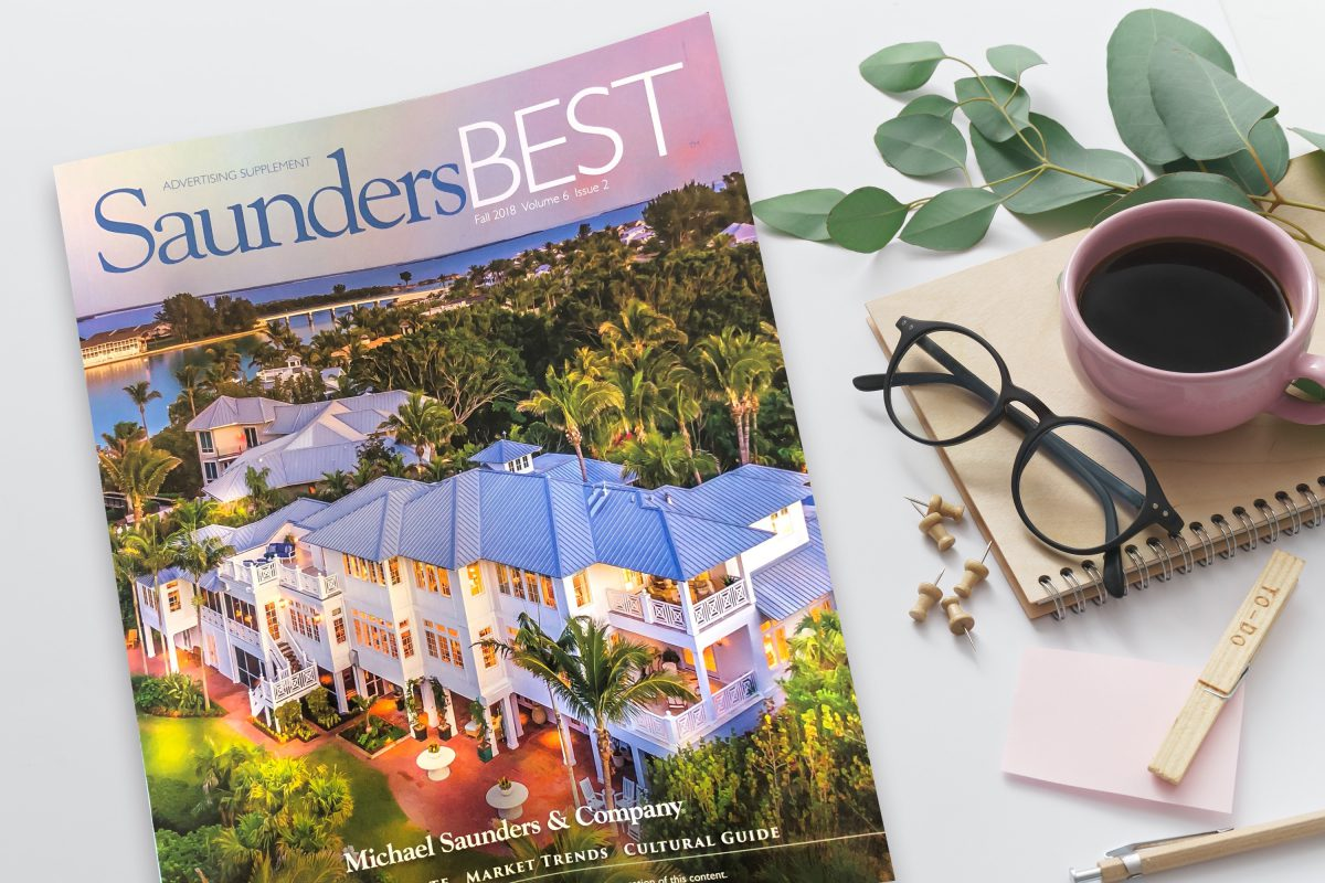 SaundersBEST Magazine 2018 Fall Edition