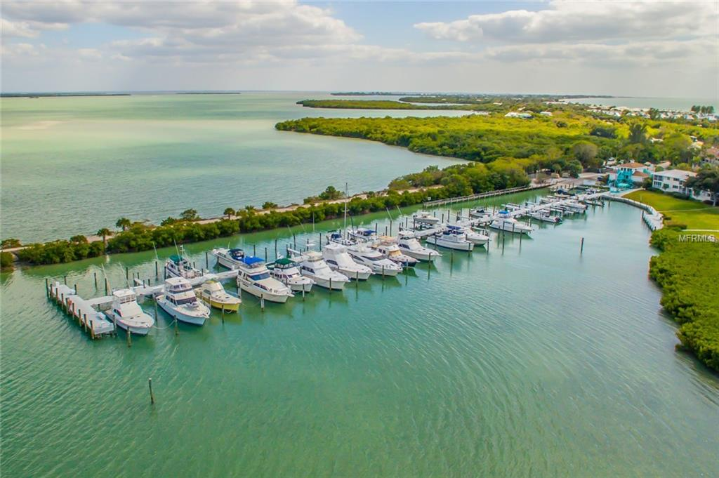 Boca Grande Florida Boat Slip