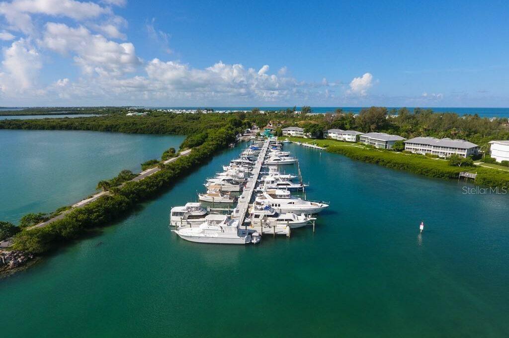 Marina Boat Slips