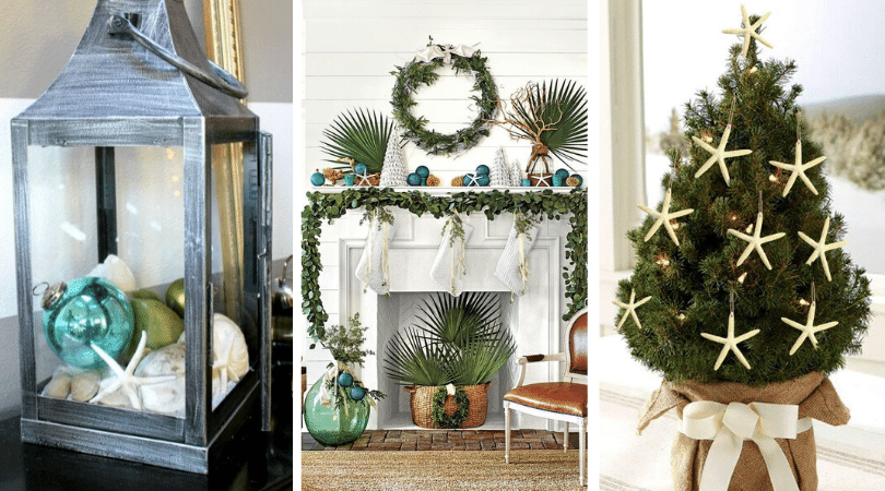 Coastal Christmas Decor