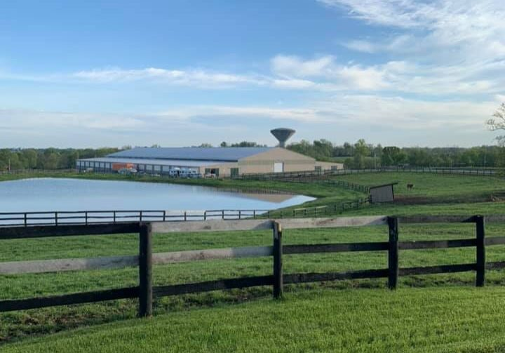 Lakeside Arena Outside
