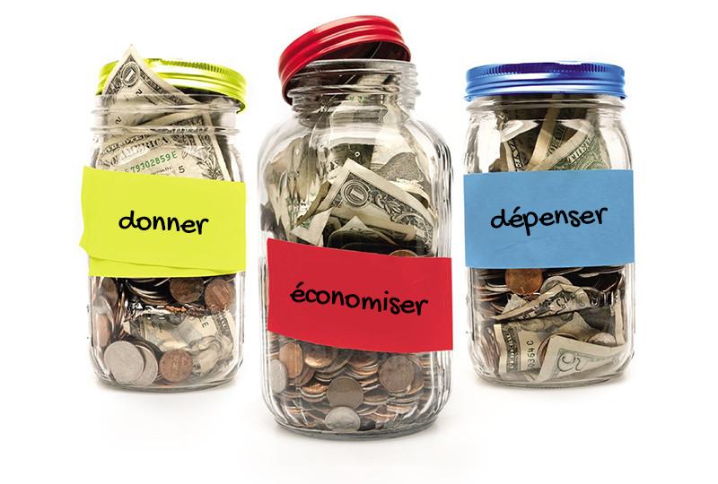 donner-economiser-depenser