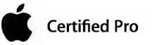 Apple certified pro certificationon on data backup recovery page