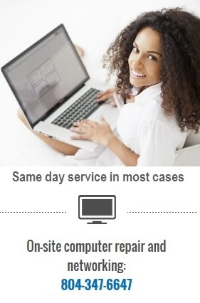 computer repair services Chesterfield va , Chester va