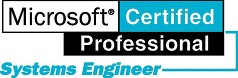 Microsoft certification for computer repair services page