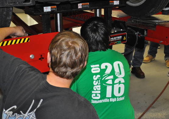 Dorchester County Career and Technology Center